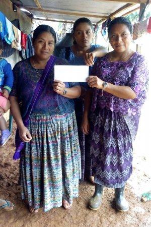 Briefaktion zum Freihandelsabkommen mit Malaysia, Briefe aus Guatemala.